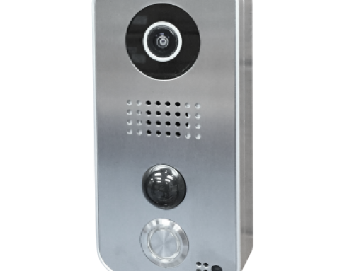 "New ""IP"" Intercoms with Smart Phone Control"